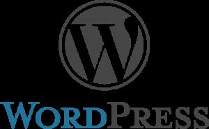 סמל WordPress